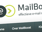 MailBoost - Effectieve Email Marketing